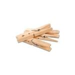 Pinces à linge en bois qu'utilisait ma mère